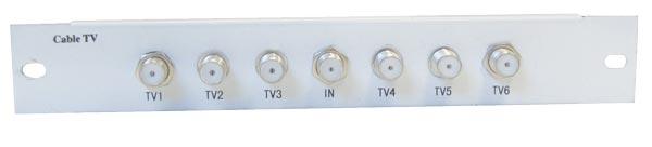 Module coaxial télévision hertzienne